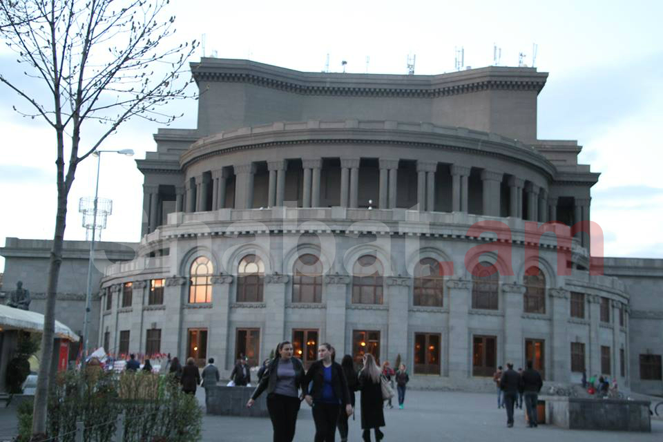 Օպերայի և բալետի թատրոնն անպայման գեղարվեստական ղեկավար կունենա. Ա.Արզումանյան