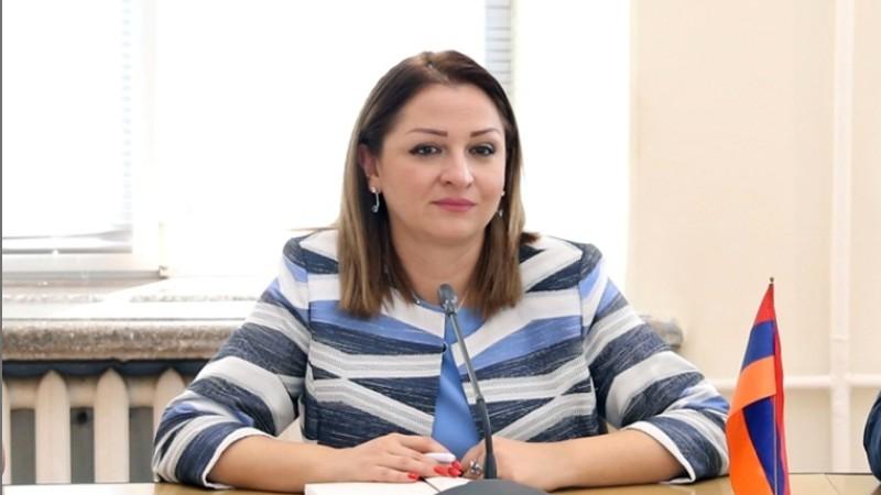 Դիանա Գալոյանն ընտրվեց ՀՊՏՀ ռեկտոր