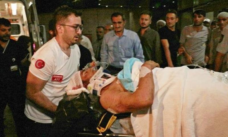Դիարբեքիրում պայթյունի հետևանքով 7 մարդ է զոհվել