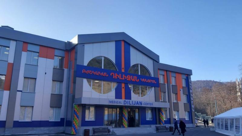 Դիլիջանի բժշկական կենտրոնը կսկսի ընդունել կորոնավիրուսով վարակված հիվանդների