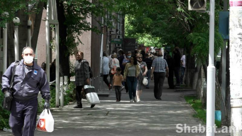 Շնչառական հիվանդություններ ունեցող քաղաքացիները հանրային բաց վայրերում կարող են դիմակ չկրել. ոստիկանություն
