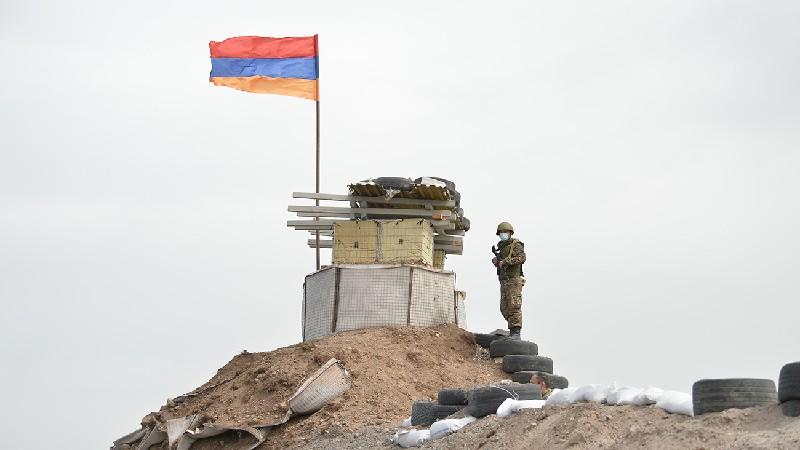 ԶՈՒ ստորաբաժանումները կանխում են ՀՀ տարածք մուտք գործած ադրբեջանցի զինվորականների թիկունքային ապահովման փորձերը