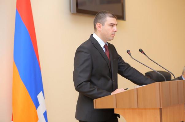Գրիգորի Մարտիրոսյանը նշանակվել է Արցախի Հանրապետության պետական նախարար