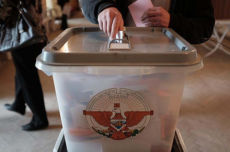 Արցախում ընթանում են ՏԻՄ ընտրություններ