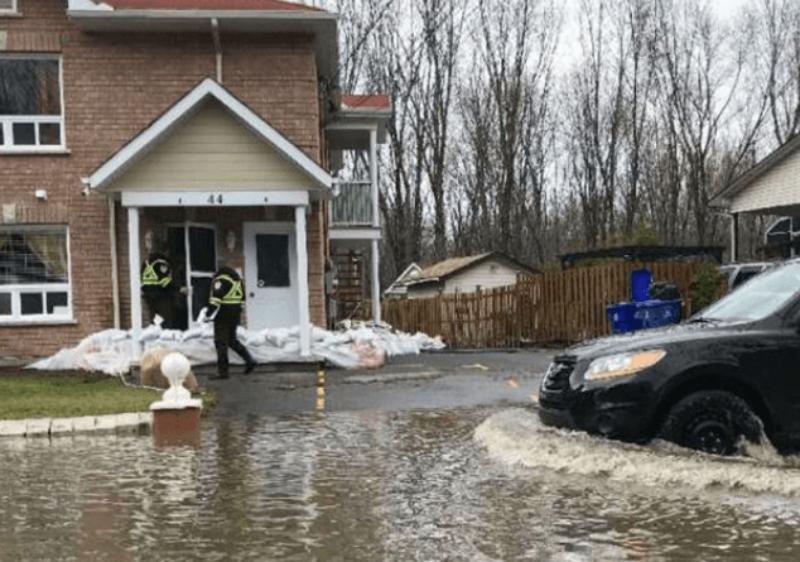 Կանադայում ջրհեղեղի հետևանքով տարհանվել է 12 հազար մարդ