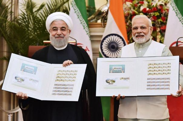 Իրանը և Հնդկաստանը կնքել են երկար սպասված համաձայնագիրը