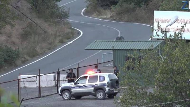 Գորիս-Կապան ճանապարհին ադրբեջանցիները իրանական 2 բեռնատարի վարորդի են ձերբակալել․«Para TV»