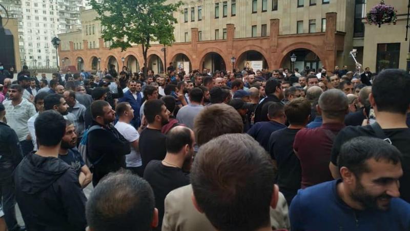 Մոսկվայում հայերի և ադրբեջանցիների մասնակցությամբ տեղի ունեցած միջադեպի առնչությամբ ձերբակալված 7 հայերն ազատ են արձակվել