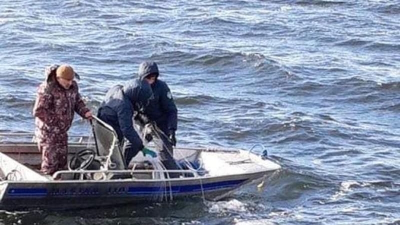 Մեկնարկել է ապօրինի ձկնորսությամբ զբաղվողների ձկնորսական ցանցերի դուրսբերման և ոչնչացման գործընթացը․ ՇՄՆ