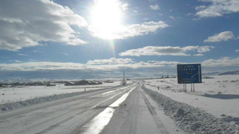 ՀՀ որոշ համայնքներում ձյուն է տեղում. Վարդենյաց լեռնանցքում բուք է