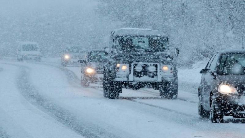 Ապարանի և Արագածի տարածաշրջաններում տեղում է ձյուն