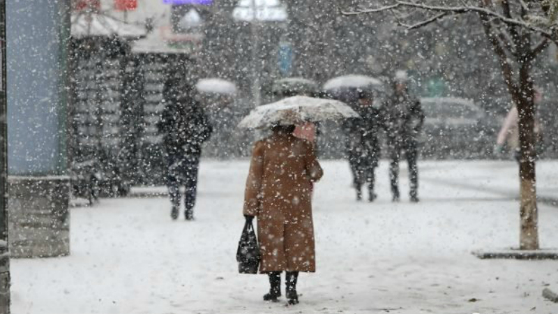 ՀՀ մի շարք համայնքներում ձյուն է տեղում. ԱԻՆ