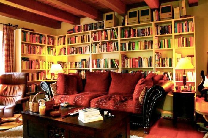 Տնային գրադարաններ, որոնք դուր կգան բոլոր գրքասերներին (լուսանկարներ)