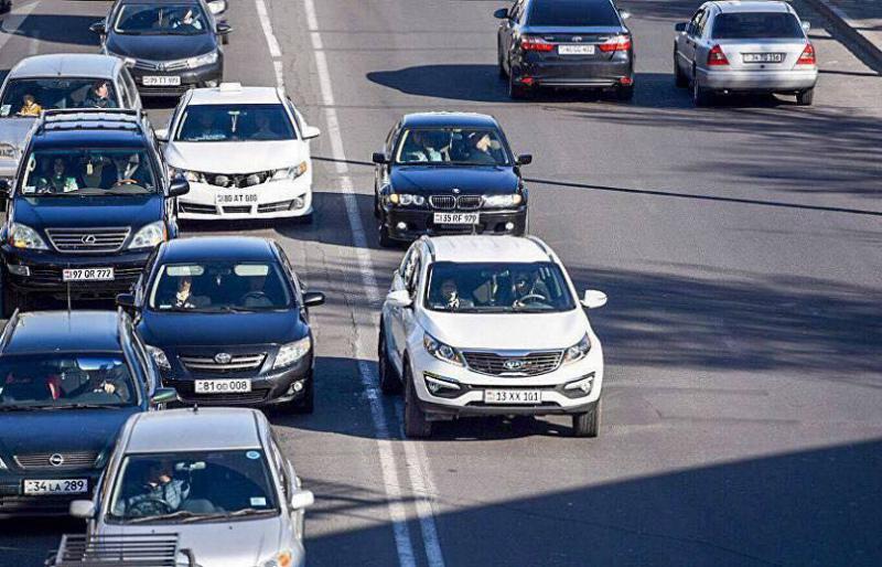 Վթարի դեպքում վարորդները կարող են նաեւ էլեկտրոնային եղանակով լրացնել համաձայնեցված հայտարարագիրը