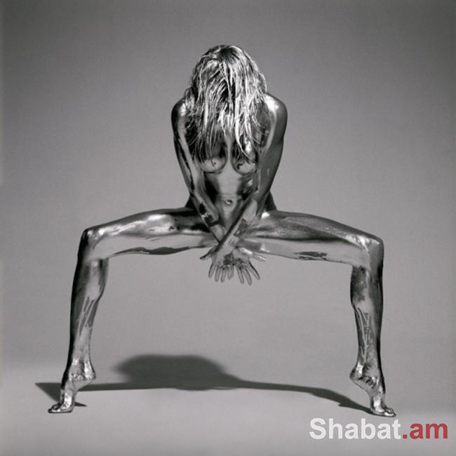 Լուսանկարիչը կանանց վերածել է կենդանի քանդակների (ֆոտոշարք)