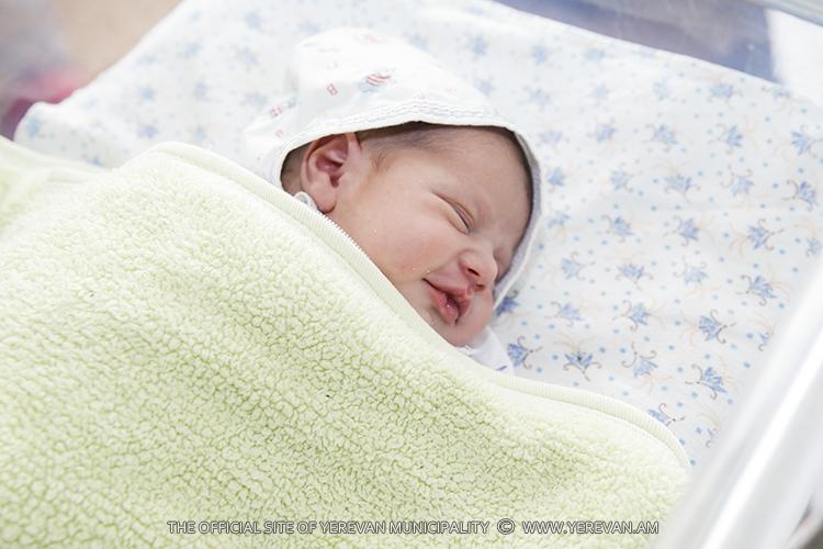 Մարտի 23-29-ը մայրաքաղաքում ծնվել է 351 երեխա