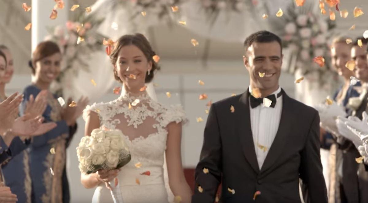 Սերը` երկնքում. արաբական հարսանիք, որի շքեղությունից ու գեղեցկությունից կորցնում ես խոսելու ունակությունդ (տեսանյութ)