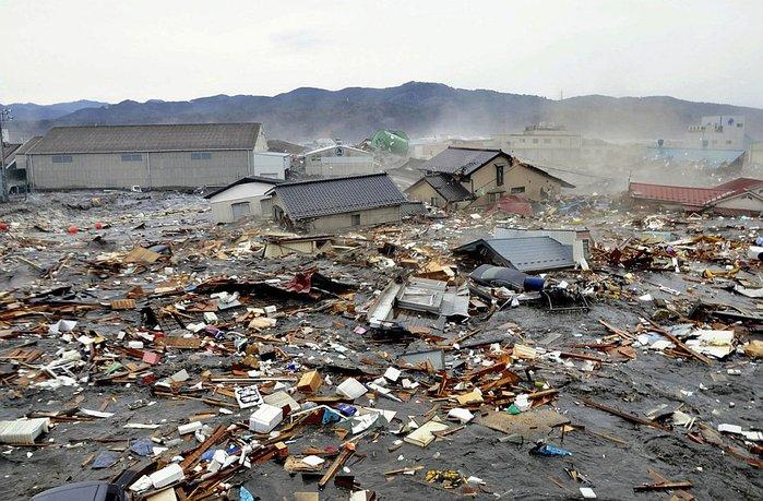 Ճապոնիայում կրկին երկրաշարժ է տեղի ունեցել