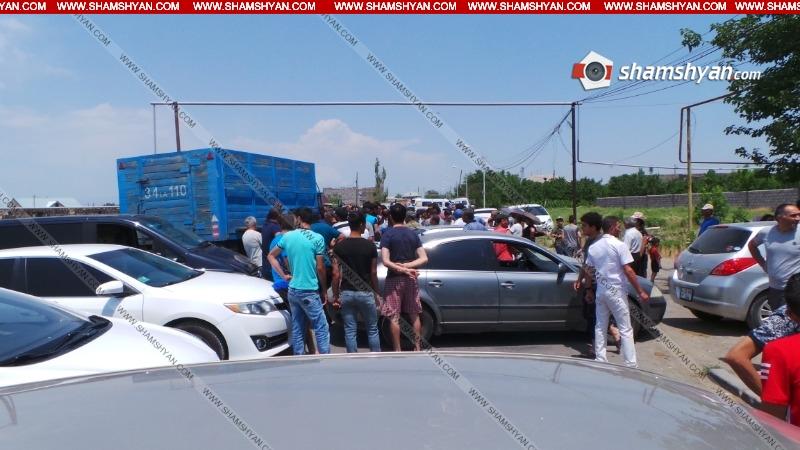 Լարված ու պայթյունավտանգ իրավիճակ Արարատի մարզում. Shamshyan.com
