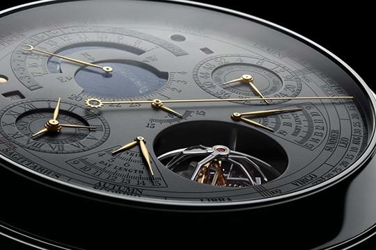 Շվեյցարիայում արտադրել են աշխարհի ամենաբարդ մեխանիզմն ունեցող ժամացույցը