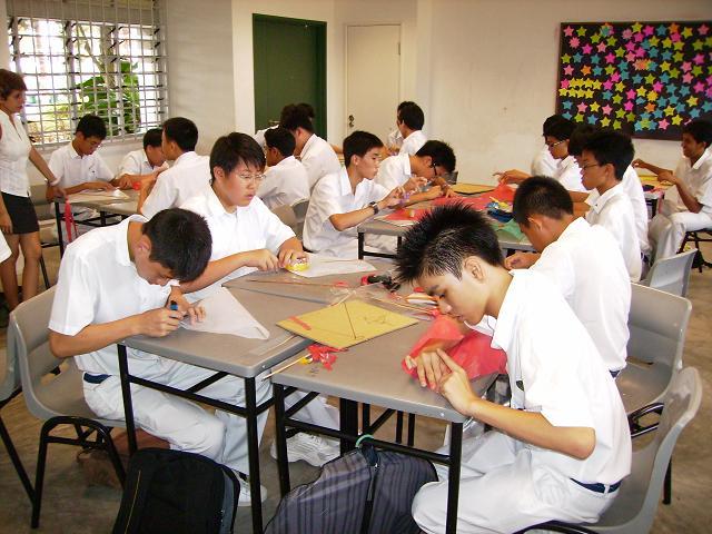 Սինգապուրում ծնողները տարրական դասարանների մաթեմատիկայի դասեր են անցնում, որպեսզի հասկանան, թե երեխաներն ինչ են սովորում