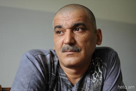 Ցմահ դատապարտյալ Սողոմոն Քոչարյանի ազատության առաջին վայրկյանները