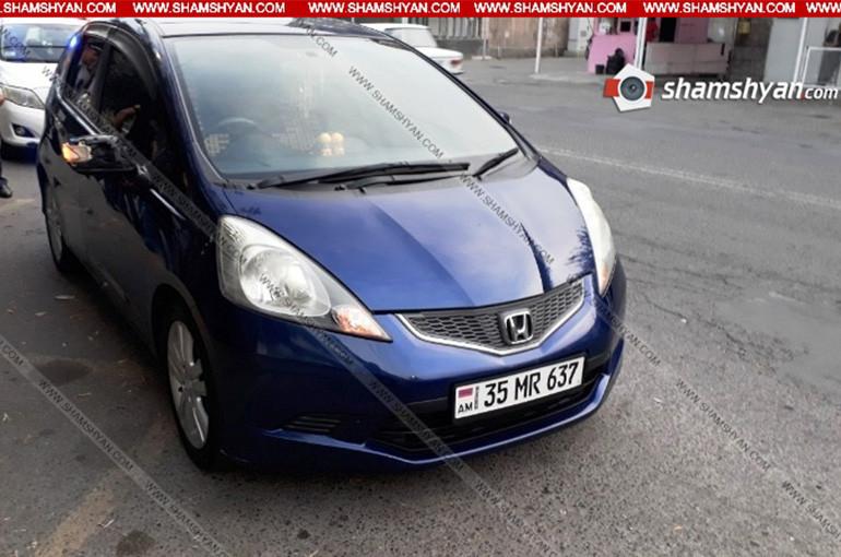 Վրաերթ՝ Արարատի մարզում. վարորդը Honda-ով վրաերթի է ենթարկել 16-ամյա աղջկան. Shamshyan.com