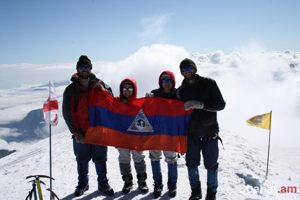 Հոկտեմբերի 9-ը նշվում է որպես Հայաստանի լեռների և լեռնագնացների օր