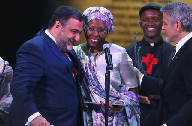 ««Ավրորա» մրցանակը պետք է վերջ դնի այն բռնությունների շղթային, որ առկա է». Մարգարիտ Բարանկիցեն