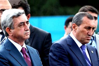 Սուրիկ Խաչատրյանը չկարողացավ խնդիրը լուծել. Սերժ Սարգսյանը զայրացած է. «Ժողովուրդ»