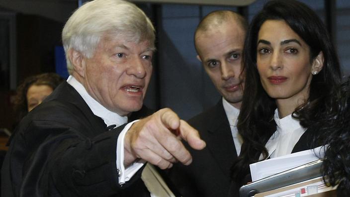 ՄԻԵԴ-ի վճիռը հաղթանակ է Հայաստանի համար. փաստաբաններ Ամալ Քլունի և Ջեֆրի Ռոբերթսոն
