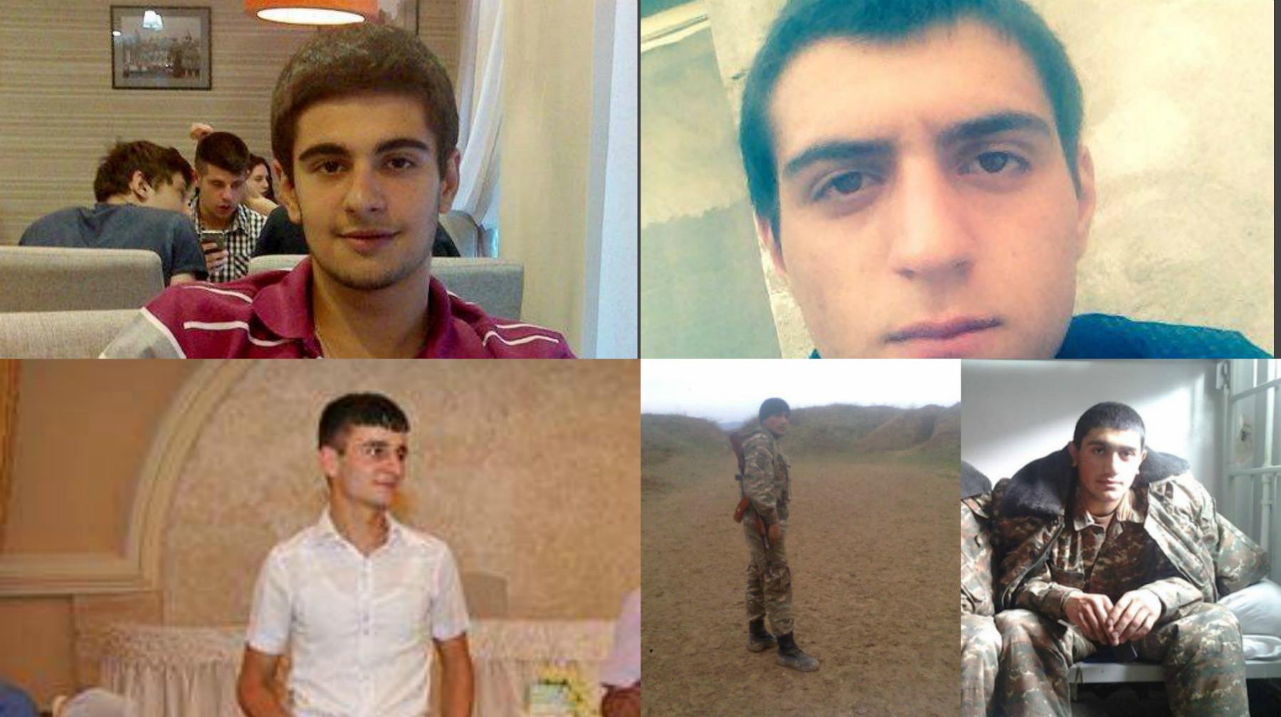 Անհայտ կորած զինվորները.լուսանկարներ