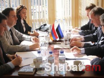 Հայաստանի և Էստոնիայի արտգործնախարարները քաղաքական խորհրդակցություններ են անցկացրել