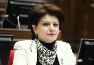 ՀՀԿ-ն մի բան է ուզում, որ հանրաքվեն կայանա և հասարակություն ընդունի այն.Կարինե Աճեմյան