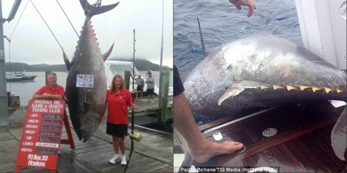 Ով է ասում, թե կանայք հեռու են ձկնորսությունից (տեսանյութ, լուսանկարներ)
