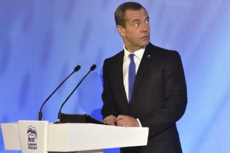 Մեդվեդևը նշել է ԱՄՆ-ի ՝ ռուսական պատվիրակությանը չընդունելու պատճառը