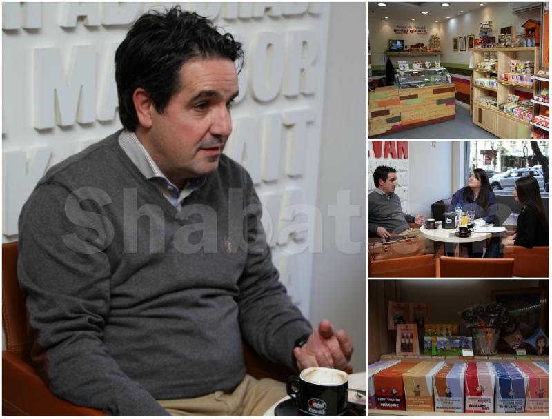 Business Insider. Հյուսիսային պողոտայի ամանորյա տնակներն ու հայկական արտադրության շոկոլադները. Ո՞վ և ինչպե՞ս ստեղծեց «Գուրմէ-Դուրմէ»-ն (ֆոտոշարք)