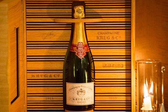 Շամպայնի 100 տարեկան շիշն աճուրդում վաճառվել է ավելի քան 100 հազար դոլարով