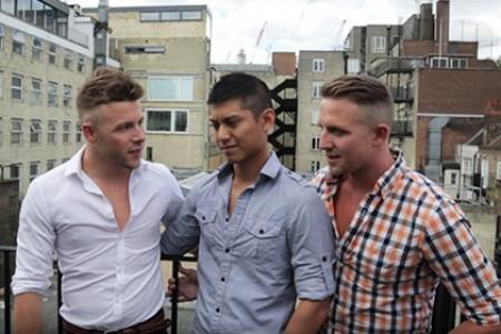 Կանադացի 3 տղա որոշել են ընդհանուր երեխա ունենալ