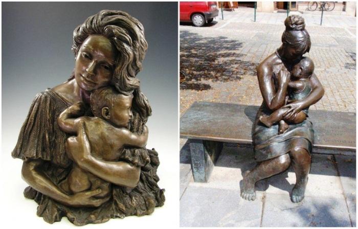 Հուշարձաններ՝ նվիրված մեր մայրերին. նրանք դրան արժանի են (ֆոտոշարք)