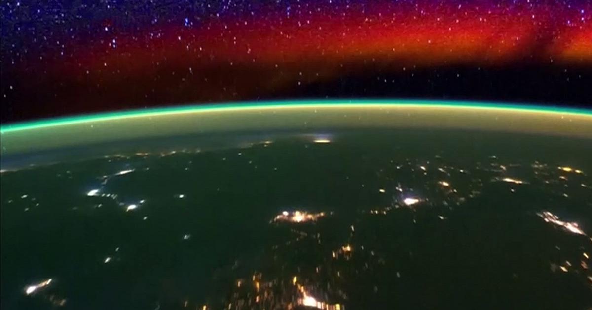 Ինչպես է երևում Երկիր մոլորակի հորիզոնը տիեզերքից. ՆԱՍԱ (տեսանյութ)