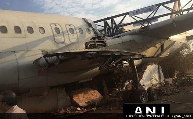 Հնդկաստանում կռունկն ընկել է վթարի ենթարկված օդանավի վրա (տեսանյութ)