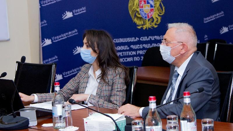 Տեղի է ունեցել ԵԱՏՄ անդամ պետությունների իրավասու մարմինների ղեկավարների և ԵՏՀ կոլեգիայի անդամի «5+1» ձևաչափով հերթական խորհրդակցությունը