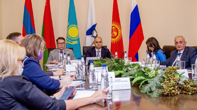 Երևանում տեղի է ունեցել ԵԱՏՄ անդամ պետությունների իրավասու մարմինների ղեկավարների խորհրդակցությունը