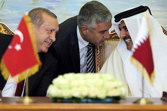 Թուրքիան ու Կատարը ստորագրելու են ազատ առևտրի գոտու մասին համաձայնագիր. Դավութօղլու