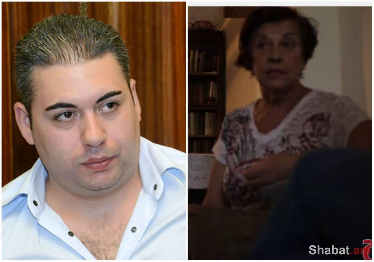 Ոտքս կոտրված է, որդու քայլից շոկի մեջ եմ. Վ. Մարտիրոսյանի մայր