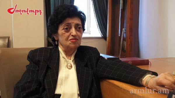 Ես գիտեի, որ եկել են Կարենի հետևից, թիրախը նա էր. Ռիմա Դեմիրճյանը 16 տարի անց պատմում է իր ապրումների մասին (տեսանյութ)   armlur.am
