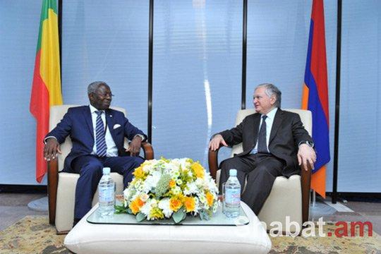 Հայաստանն ու Բենինը երկկողմ այցելություններ կիրականացնեն