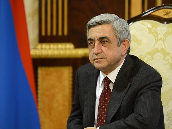 Սերժ Սարգսյանն աշխատանքային այցով վաղը կմեկնի Վրաստան