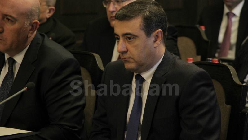 ԱԱԾ տնօրենից՝ ՋԵԿ-ի պետ. Էդուարդ Մարտիրոսյանը նոր պաշտոն կստանա. «Հրապարակ»